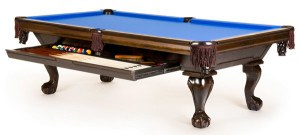 Billiard table services and movers and service in Indianapolis Indiana