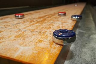 SOLO® Shuffleboard Movers Indianapolis, Indiana.